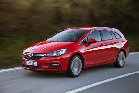 Erfolgsgarant: Insgesamt wurden im vergangenen Jahr deutschlandweit mehr als 64.000 Astra verkauft