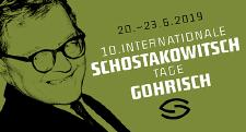 10. Internationale Schostakowitsch Tage Gohrisch