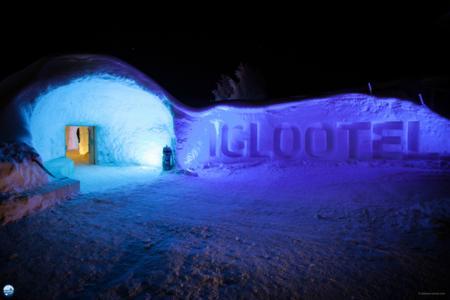NEU: IGLOOTEL Lapland