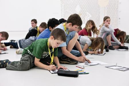 Herbstferienprogramm für junge Besucher 2017