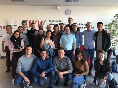 Internationale Fernstudierende an der HWG Ludwigshafen