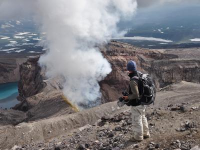 Kamtschatka - beeindruckende Vulkanlandschaft