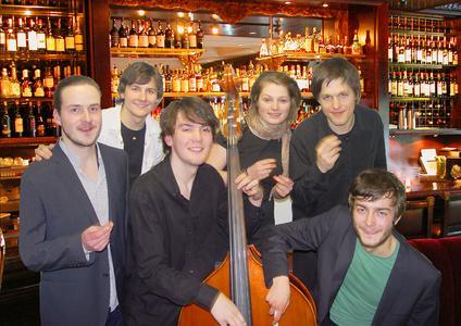 The Jazzhamsters