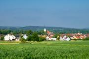 Blick auf Vilseck (Foto: Thorsten Günthert)