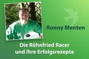 Ronny Menten: Eine außergewöhnliche Saison