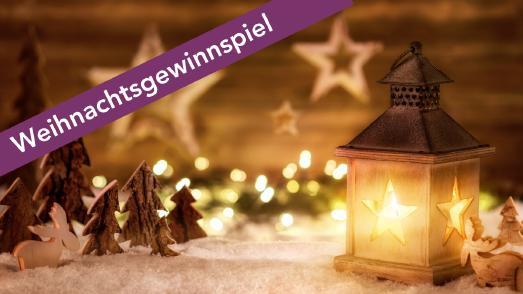Wie viele Sterne haben sich in der Weihnachtsgalerie versteckt? Quizfrage auf bauemotion.de lösen und mit etwas Glück einen Sony Smart TV gewinnen / © fotolia
