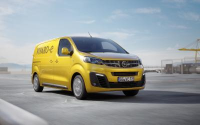 Opel Vivaro-e Starts in 2020: Successful LCV Goes Electric