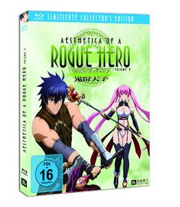 Rogue Hero BD Vol.3 3D