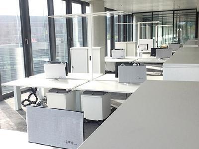wini richtet neues l or al headquarter in d sseldorf ein wini b rom bel georg schmidt gmbh. Black Bedroom Furniture Sets. Home Design Ideas
