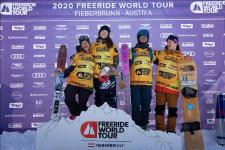 The 2020 Freeride World Champions Crowned