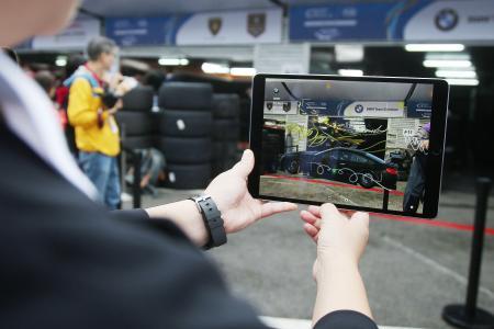 18. BMW Art Car, Cao Fei, FIA GT World Cup, Macau
