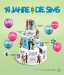 Happy Birthday, liebe Sims!