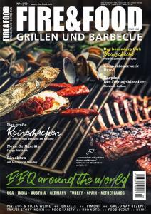 FIRE&FOOD BBQ Magazin 04/2019