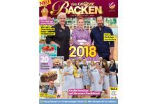 Das große Backen - Das Magazin zur neuen Staffel 2018