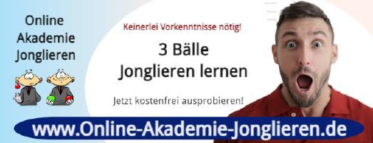 Online-Akademie Jonglieren - www.Online-Akademie-Jonglieren.de