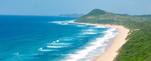 Reise nach Mosambik