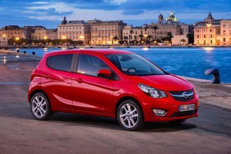 Umfassendes Angebot: Der neue Opel KARL bietet Technologien und Features, die man bislang nur aus höhere Fahrzeugklassen kannte, © GM Company