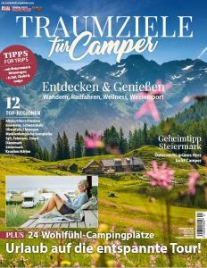 Traumziele für Camper