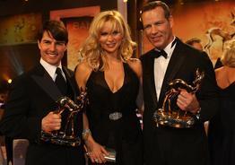 Tom Cruise, Veronica Ferres und Henry Maske