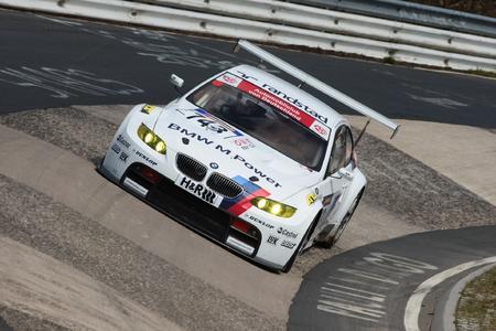 Dunlop VLN BMW M3 GT2
