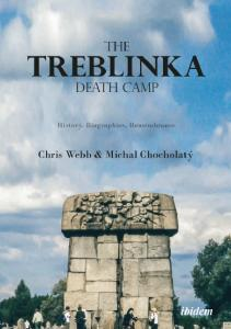 "Cover of ""The Treblinka Death Camp"""