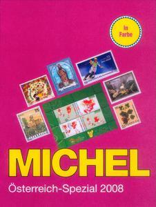 MICHEL-Österreich-Spezial-Katalog 2008