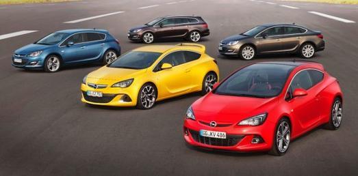 Opel Kompakt-Bestseller mit mehr Vielfalt, Motoren und Technologien