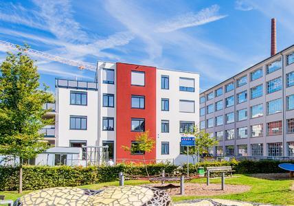Salamander-Villen, Kornwestheim – großzügig, energiesparend und mit bester Verkehrsanbindung