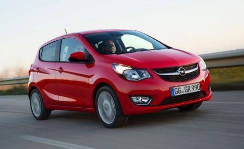 Opel KARL: Das neue fünftürige Einstiegsmodell ergänzt das Kleinwagenangebot von Opel, © GM Company