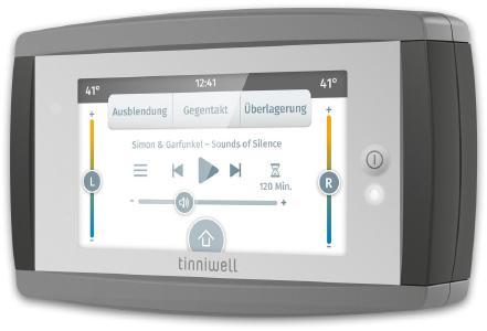 Tinnitus: 4 Phasen bis zur Heilung bei dem Tailor-Made Notched Music Training (TMNMT) mit tinniwell entdeckt