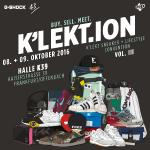 K'LEKT.ION VOL. III 'Sneaker + LifeStyle Convention'