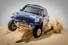 Abu Dhabi Desert Challenge 2017 - Lauf 3 des FIA Cross Country Rally World Cup