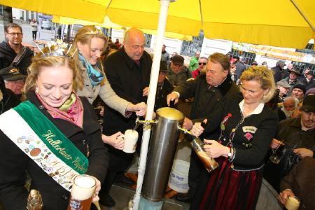 Tag des Bayerischen Bieres 2016