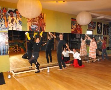 Flamenco in Birkenried