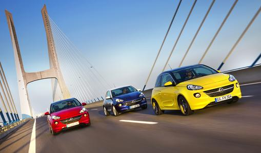 A car with no limits: The bold lifestyle car already shone with almost endless individualization possibilities – but now the Opel ADAM UNLIMITED will take that to a whole new level