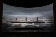 Oper Leipzig Der Sturz des Antichrist / © Stephan Mannteuffel