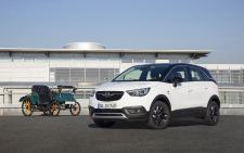 "Safety for All: Opel Crossland X ""120 Years"" Continues the Tradition"