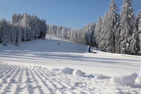 Skilift Fallbachhang Oberhof