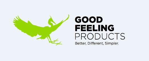 Good Feeling Products Logo