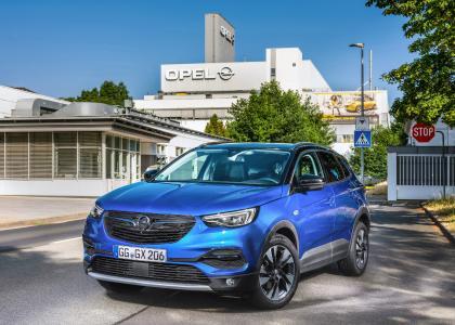 Ganz besonderes Jubiläum: 30 Jahre Opel aus Eisenach / Opel Automobile GmbH
