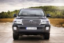 Neuer Land Cruiser V8 ab 21. April 2012 im Handel
