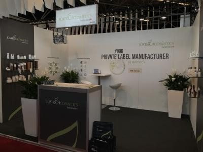 Jüstrich Cosmetics presents its innovative skin care products for the first time at trade fairs in Amsterdam and Munich
