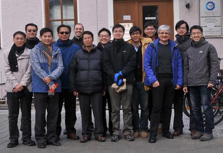 Die erste technische Schulung für taiwanesische Teilnehmer des Schulungsprogramms zur Offshore-Windenergie fand in der Niederlassung der TÜV SÜD Industrie Service GmbH in Regensburg statt