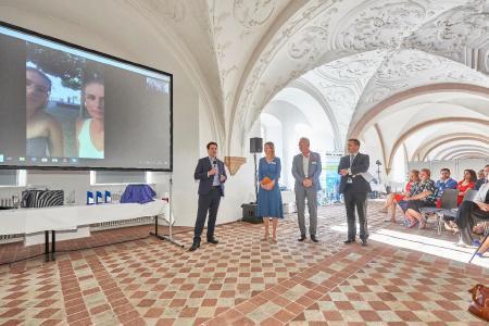 """Preisverleihung Essay-Wettbewerb 2019: Irebs """"6. Ideenpreis Immobilien für eine alternde Gesellschaft"""""""