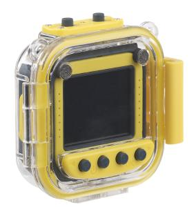 Somikon Kinder-HD-Actioncam mit Unterwasser-Gehäuse & 6 virtuellen Foto-Rahmen