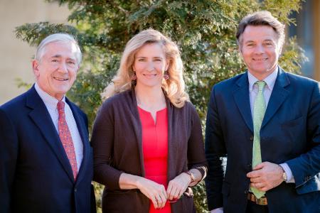 Dr. Stihl, Sabine und Robert von Süsskind
