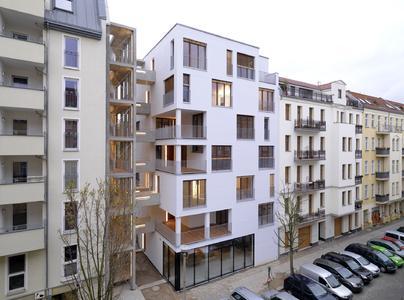 e3 bringt Holzbauweise in die Hauptstadt Bernd Borchardt Holzabsatzfonds