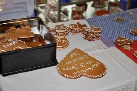 Kling Glöckchen: Weihnachtsmarkt mit Verkaufsbasar im Christophsbad