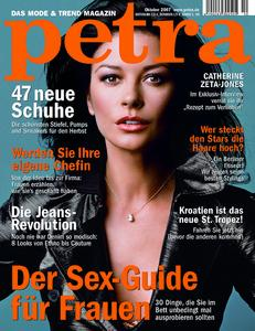 PETRA 10 2007ZetaJones