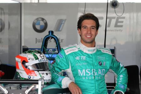 António Félix da Costa, FIA Formula E Championship, Test, Valencia